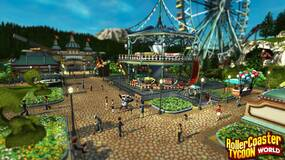 Image for Rollercoaster Tycoon World gameplay teaser video released
