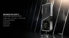 Image for Nvidia RTX 3070 Ti review: more expensive, but moderately more powerful