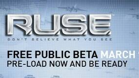 Image for R.U.S.E. open beta available to pre-load on Steam now