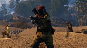 Image for Watch some Rust extended gameplay footage on PS4 Pro and Xbox One X