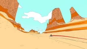 Image for Sable review: A beautiful, meditative journey through an engrossing world