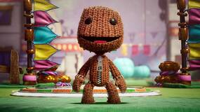 Image for Sackboy: A Big Adventure story trailer shows of lots of platforming fun