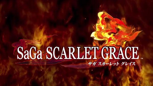 Image for SaGa Scarlet Grace trailer wakes series from decade-long hiatus