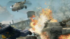 Image for New Saints Row: The Third gameplay footage features tanks, jets, giant purple dildo