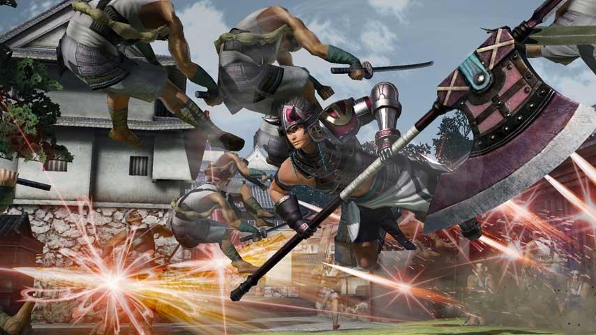 Image for Making time for Samurai Warriors 4-2