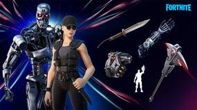 Image for Terminator's Sarah Connor comes to Fortnite