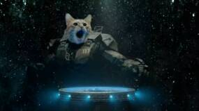 Image for Master Chief is a small, red DJ cat according to a new ad directed by Taika Waititi
