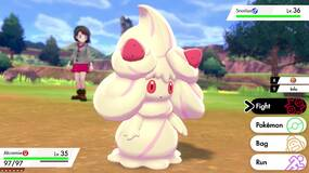 Image for New Pokémon revealed for Sword and Shield, including a giant cake and Geodude's distant cousin