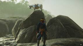 Image for I think the Ghost of Tsushima horse is Roach's brother