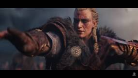 Image for New Assassin's Creed Valhalla trailer gives us a closer look at female Eivor and the hidden blade