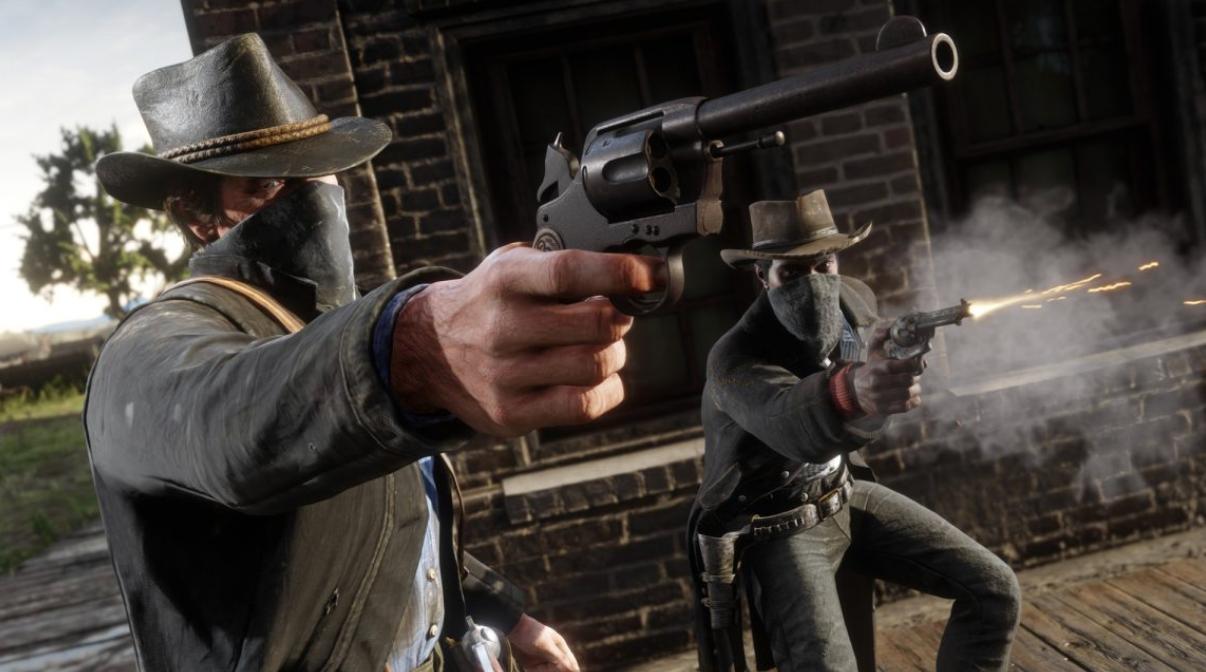 Image for Red Dead Redemption 2 arrives on Steam December 5