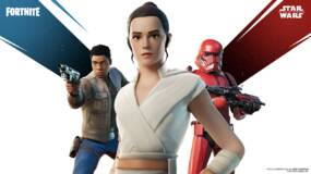 Image for Fortnite gets Star Wars goodies ahead of in-game Skywalker event