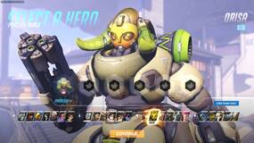 Image for Overwatch: Can new tank hero Orisa unseat Reinhardt from his throne?