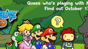 Image for Scribblenauts Unlimited Wii U: Paper Mario & Zelda cast to be playable