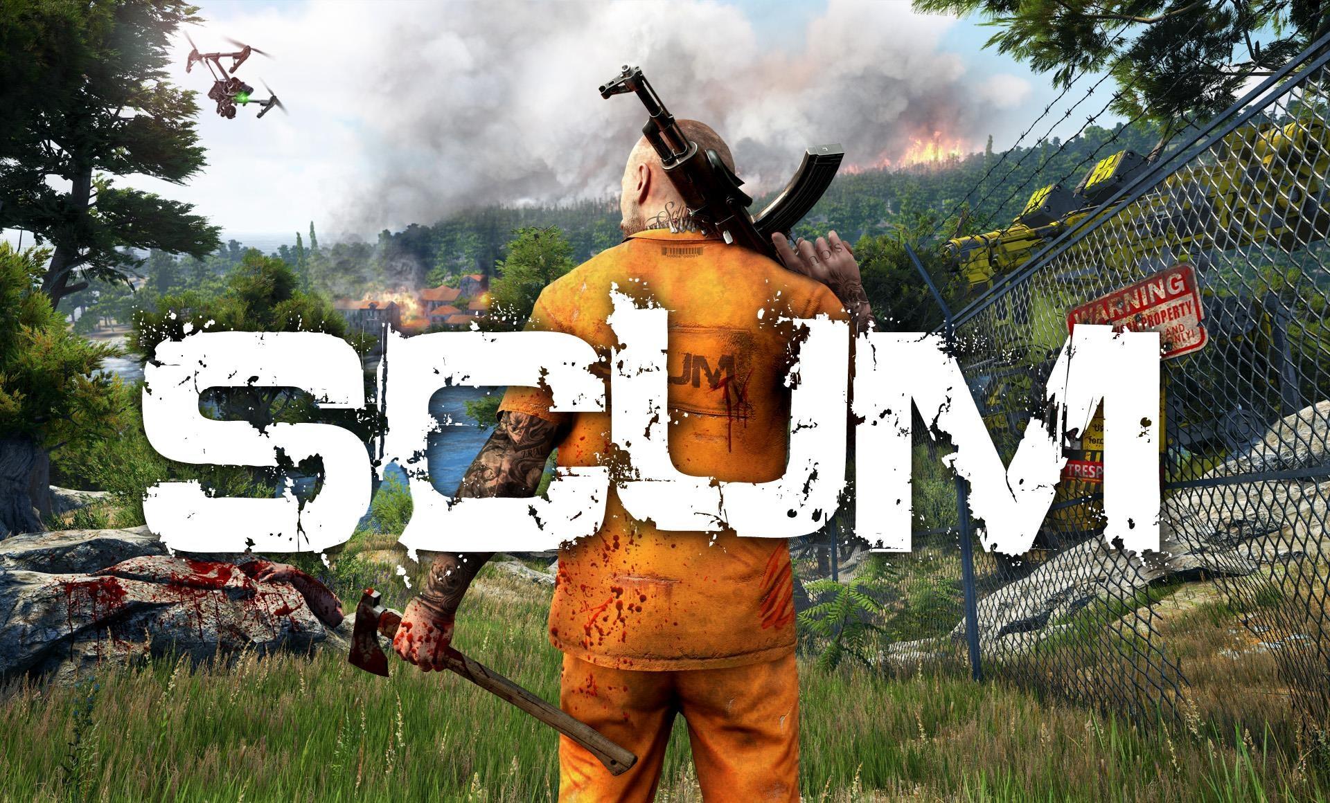 Image for Survival game SCUM is Devolver Digital's biggest launch