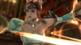 Image for Soul Calibur V screens show Leixia, Nightmare, and Raphael in action