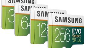 Image for Amazon's Black Friday deals see up to 52% off Samsung MicroSD Cards