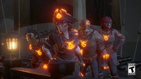 Image for Sea of Thieves free update sends players to volcanic Forsaken Shores