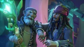 Image for The best part of the new Sea of Thieves and Pirates of the Caribbean crossover? Other players can't grief you