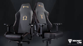 Image for Secretlab are still offering discounts on their great big gamer chairs