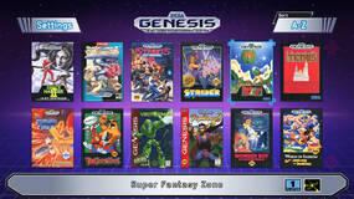 Image for The SEGA Genesis Mini is back on sale