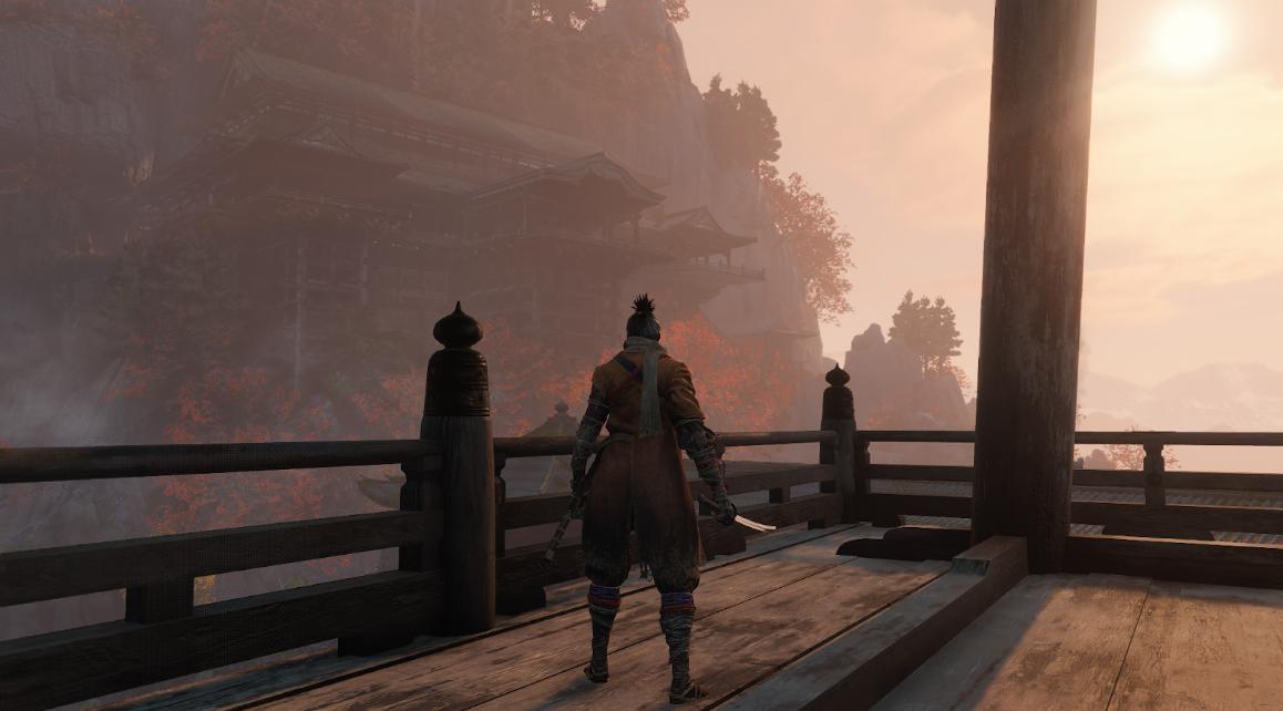 Image for Sekiro's most beautiful level hides a dark secret