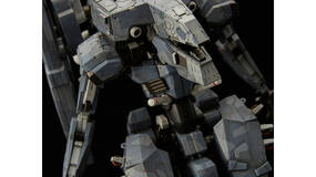 Image for This Metal Gear Sahelanthropus figure is transformable and super cool