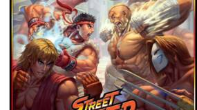 Image for Street Fighter board game launches on Kickstarter, smashes funding target in 24 hours