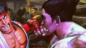 Image for SF X Tekken new screens, collector's edition and preorder details