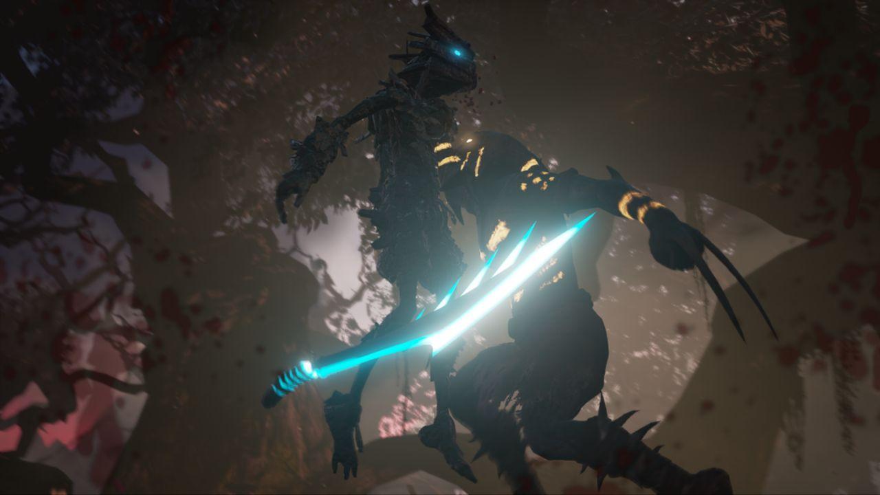 Image for Killing enemies in Shadow of the Beast looks like great fun