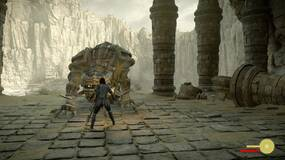 Image for Shadow of the Colossus: how to beat Colossus 11 - Flame Guardian