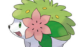 Image for Mythical Pokemon Shaymin now available through Nintendo Network