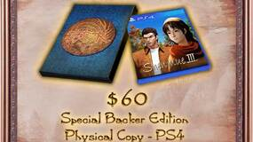 """Image for Shenmue 3 physical release """"unconfirmed"""""""