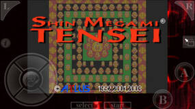Image for Shin Megami Tensei now available exclusively for iOS worldwide