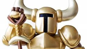 Image for The Shovel Knight Gold amiibo is now available to order in the US and UK