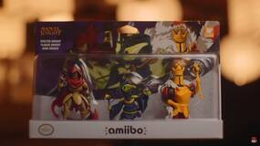 Image for The new Shovel Knight amiibo reveal trailer is wonderfully silly, but it nails the amiibo love