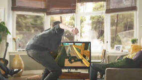Image for Tony Hawk: Shred US TV ad has a moving house