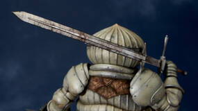 Image for This Dark Souls Siegmeyer of Catarina figure is a good way to show everyone your love for the Onion Knight