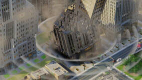 Image for Sim City 'Disasters' trailer sees cities crushed