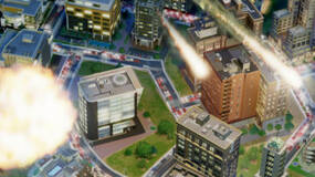 Image for Sim City disaster screens show cities being pulverised, invaded