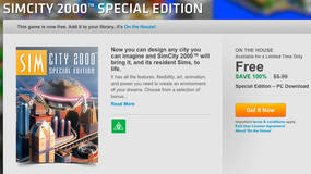 Image for SimCity 2000 Special Edition is free on Origin