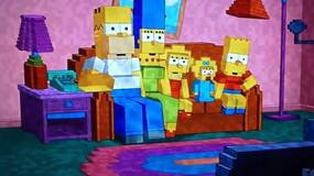 Image for The Simpsons gets Minecraft couch-gag, watch it here