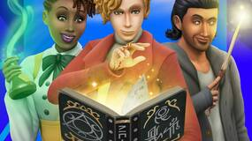 Image for The Sims 4 players can now dabble in wizardry with the Realm of Magic DLC