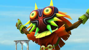 Image for Super Smash Bros. will contain a Skull Kid Assist Trophy