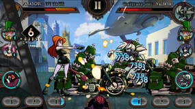 Image for Indie fighter Skullgirls goes mobile this year with RPG systems and new stories