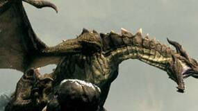 Image for Skyrim video showcases spells and combat animations, pre-loading now available