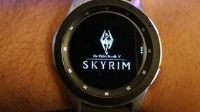 Image for Skyrim isn't on smart watches yet but your friends don't need to know that
