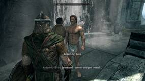 Image for Skyrim guards won't wear clothes anymore