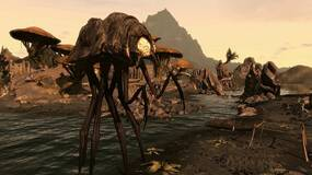 Image for Latest Skywind development video gives you an in-progress look at the Silt Striders