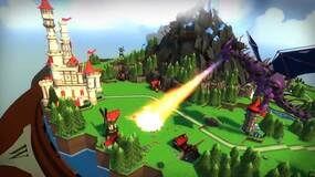 Image for Skyworld VR strategy game looks kind of like playing with toys
